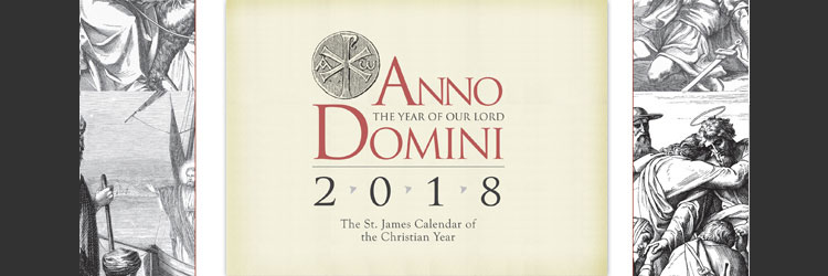 Anno Domini 2018